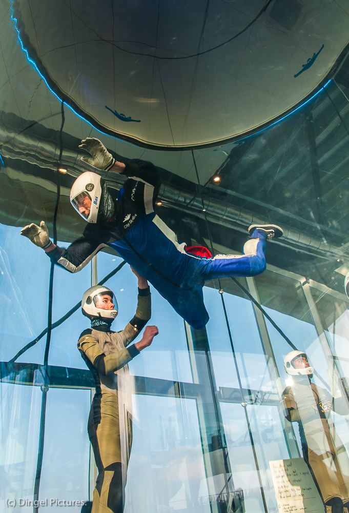 Indoor Skydive Utrecht