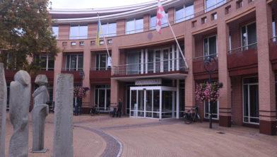 Het gemeentehuis van Valkenswaard