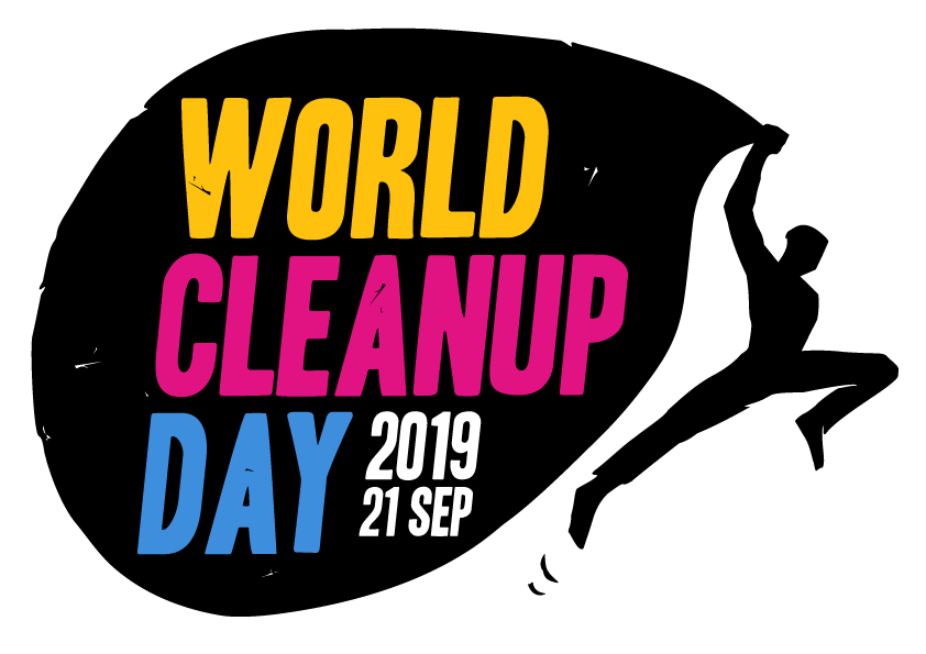 World Cleanup Day 2019 Logo - World Cleanup Day