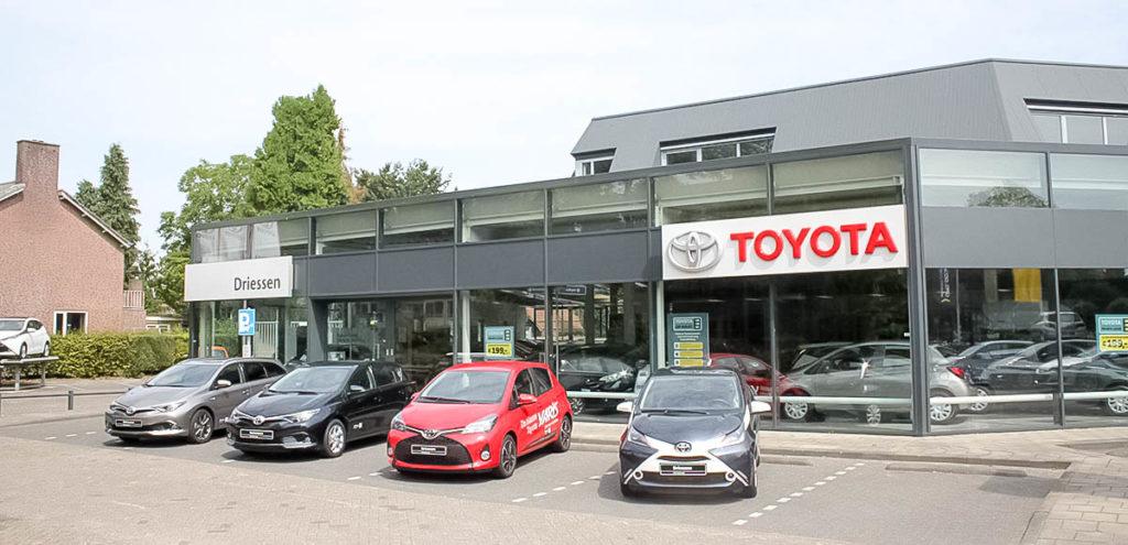 Driessen Opel Toyota Autogroep - Driessen Autogroep