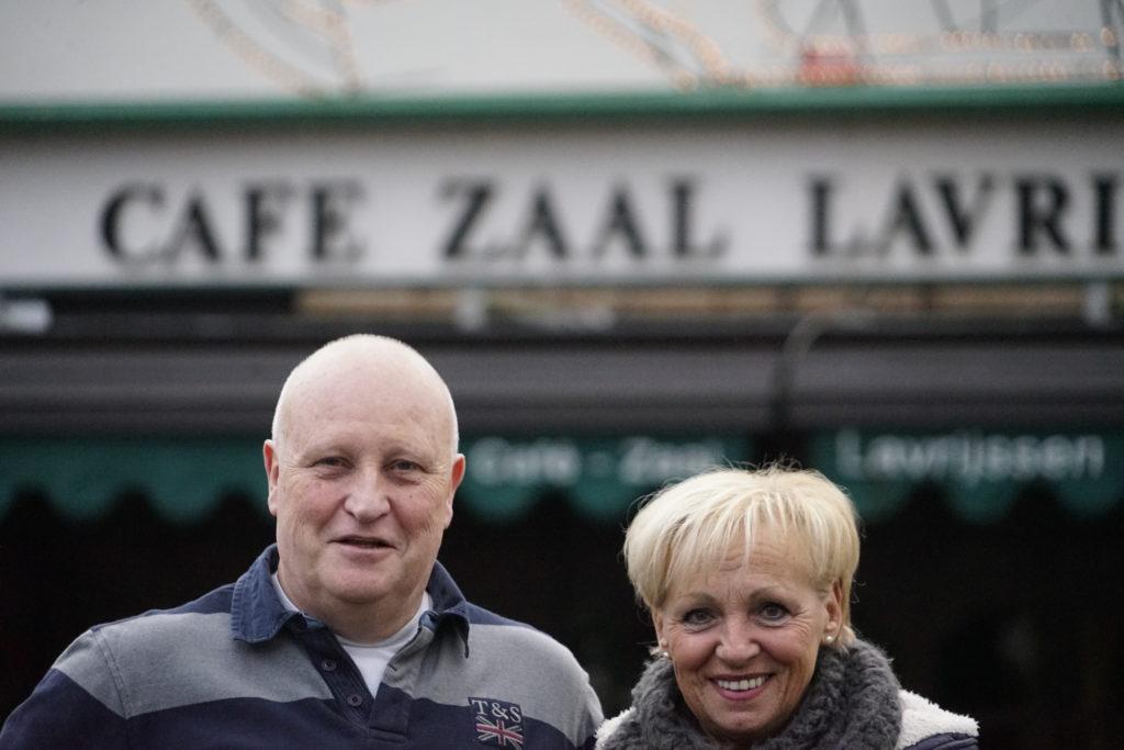 Rita Peer Lavrijssen Café-Zaal - Evert Meijs