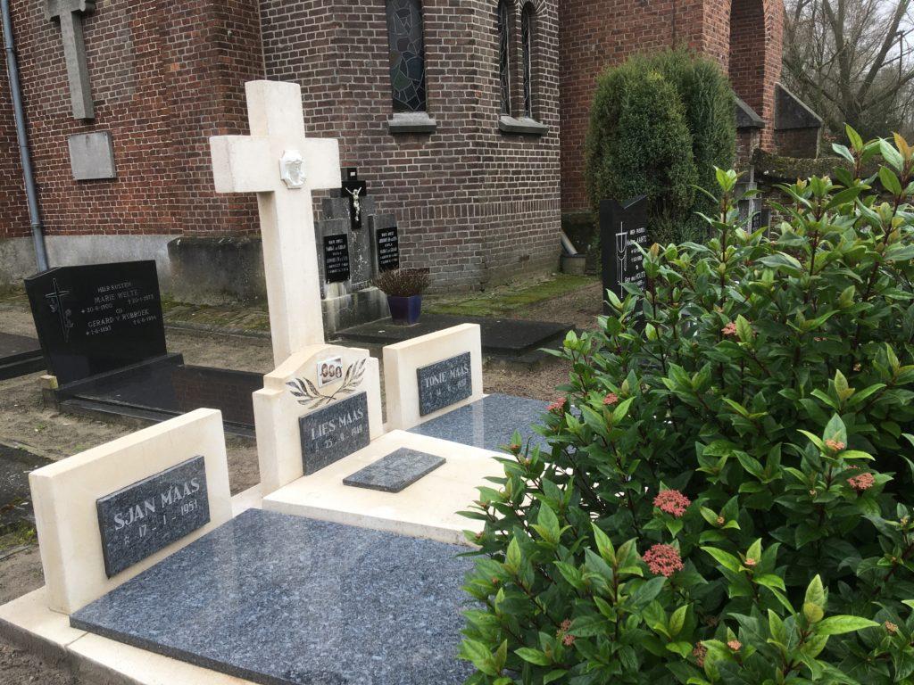 ongeluk, slachtoffers, drie kinderen verongelukken, Borkel, Evert Meijs, begraafplaats