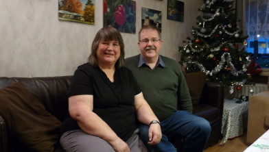 David en Crissie Boyd