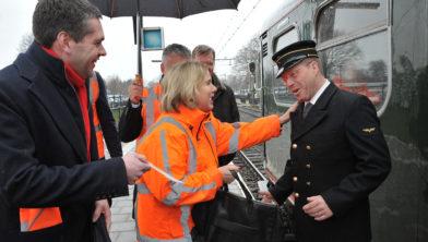 Greenport nieuw Railterminal