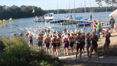 De Ijzeren Man.Recreatieve Zwemtocht Ijzeren Man Vught 10 September
