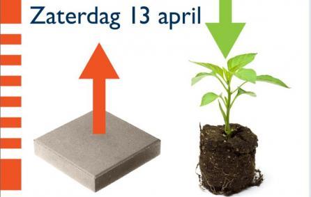 Gratis Tuin Tegels.Komt U Ook Zaterdag 13 April Uw Tegels Inruilen Voor Gratis Planten