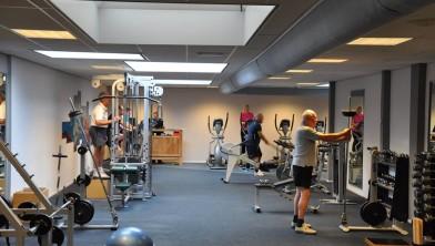 Sportprofit beschikt over een prima sportruimte!