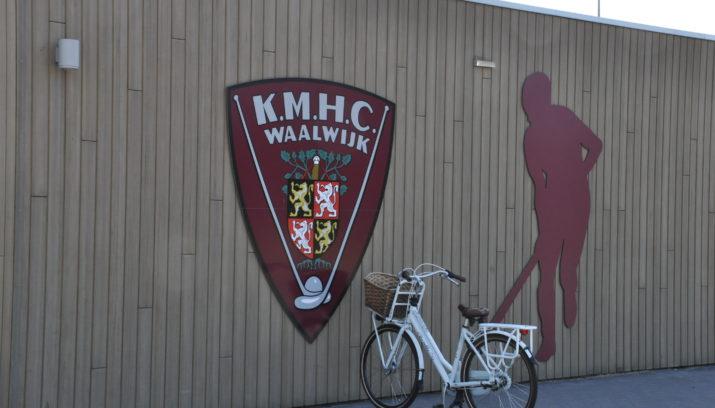 LED-verlichting voor KMHC Waalwijk - Waalwijk
