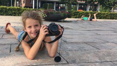 Workshop Photoshoot Voor Kinderen In Herfstvakantie Waalwijk
