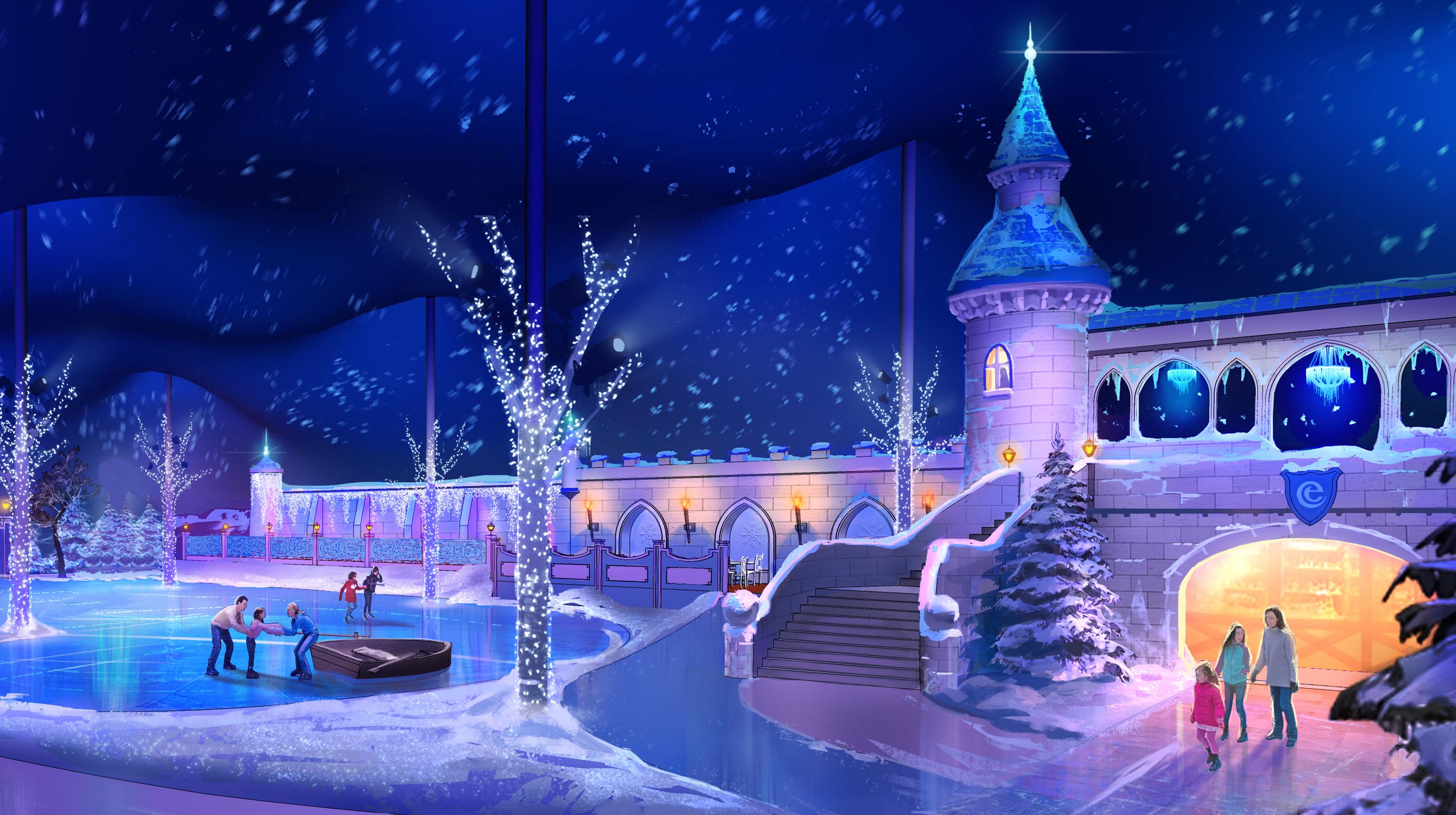 Vanaf 13 November Elf Weken Winter Efteling Waalwijk