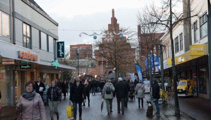 Gilbert Verhoeven, #fotograaf, verkoopt 'Winter in Waalwijk' via  #KUNSTmarktplaats.
