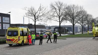 Piet Klerkx Waalwijk : Baby met spoed naar ziekenhuis gebracht traumaheli landt bij piet