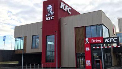 KFC - Utrecht, Opdrachtgever: Rometa