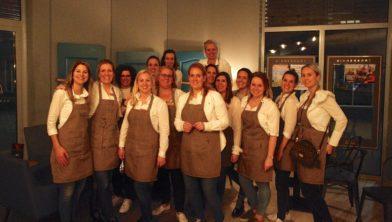 De actie van Ladies' Circle De Leest voor Stichting Neurofibromatose leverde € 1.686,20 op