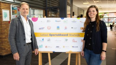 Het sportakkoord met John van Hoven (Wethouder Sport) en Marja Nieuwenhuis (adviseur lokale sport)