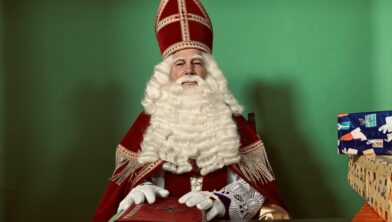 Big welcome party for Sinterklaas on Sunday 14 November