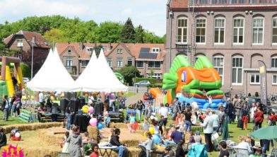Ronde Tafel Wageningen.2e Editie Kinderfestival Van De Ronde Tafel Wageningen