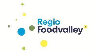 Nieuwe logo Regio Foodvalley