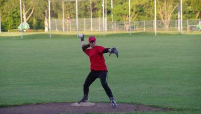Infield training