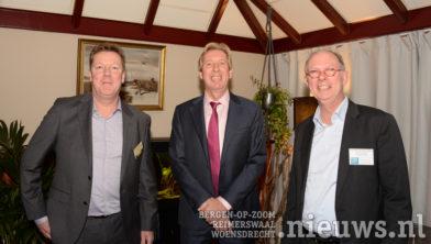 Paul-Peter Lambooij, Jan Rotmans en Etienne Schoenmakers