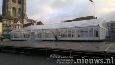 Kerstijsbaan Bergen op Zoom