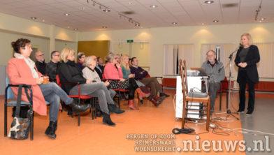 Presentatie van Annemarie Dagelinckx bij Arsis