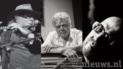 v.l.n.r.  Thijs van Leer, Robert Jan Stips en Hans Vandenburg