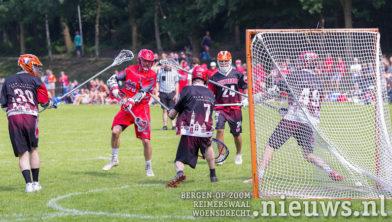 Lacrosse NK Ossendrecht