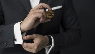Bitcoin (afkorting BTC) is een cryptovaluta/cryptocurrency.