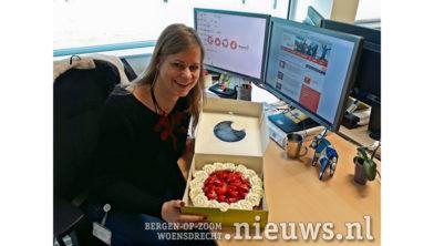 Ilona Huijbregts, ICT-verpleegkundige in het Bravis ziekenhuis, is trots op de gerealiseerde overdracht via XDS (Cross-enterprise Document Sharing)