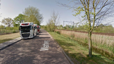 Wattweg Bergen op Zoom