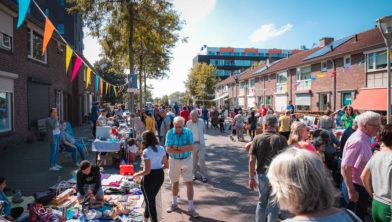 Rommelmarkt Beatrixlaan