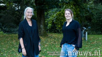 Trainers Sandra Kok en Mathilde van der Westelaken
