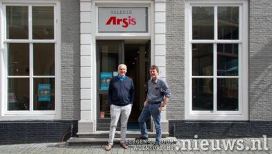Marcel van Tienen en Victor van de Lande