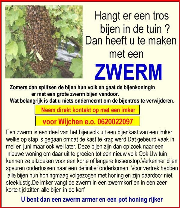Bijen Wijchen