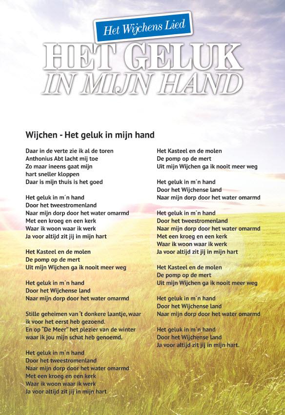 Tekst Wijchens lied