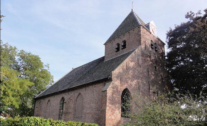 Oude St Victorkerk Batenburg