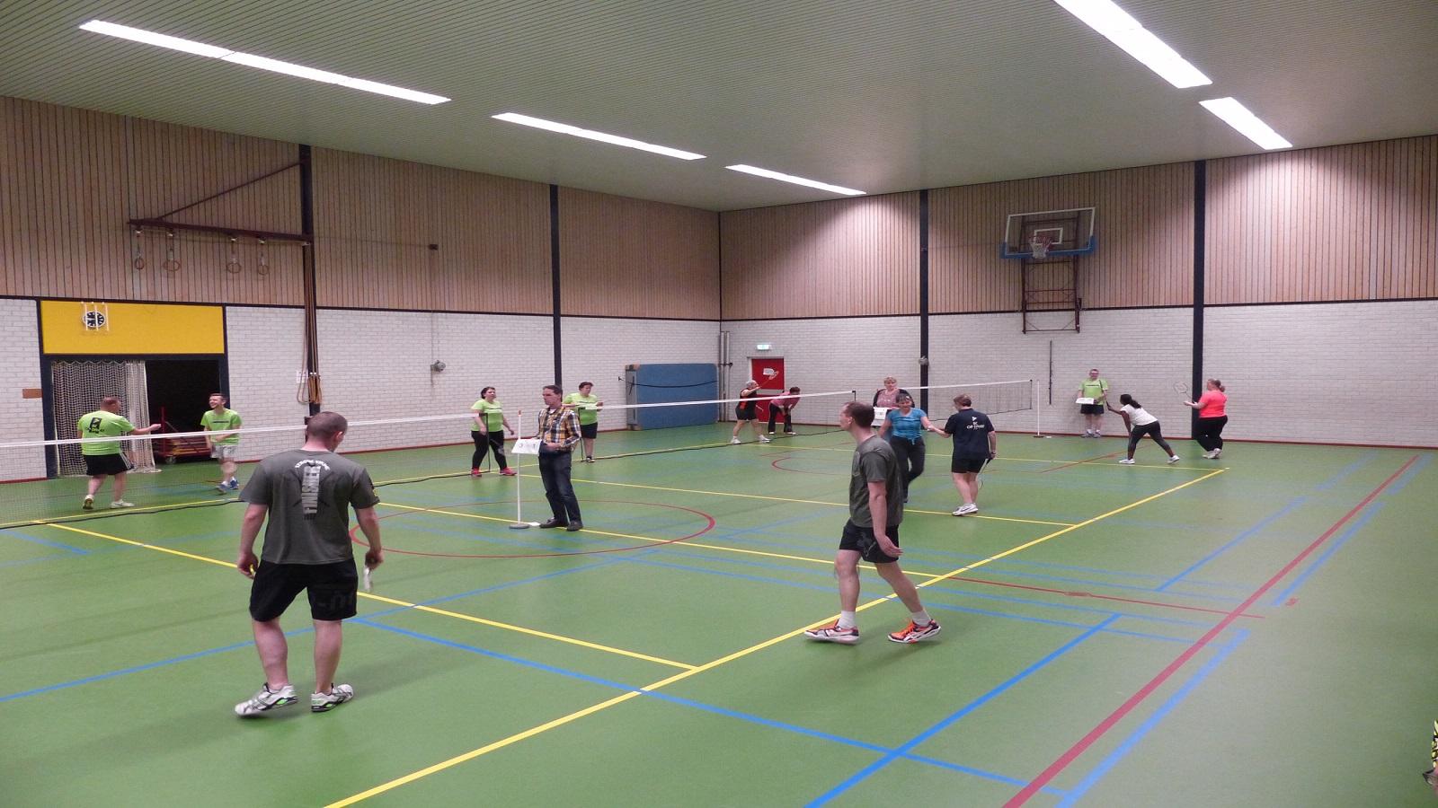 BadmintonClub OpDreef Wijchen