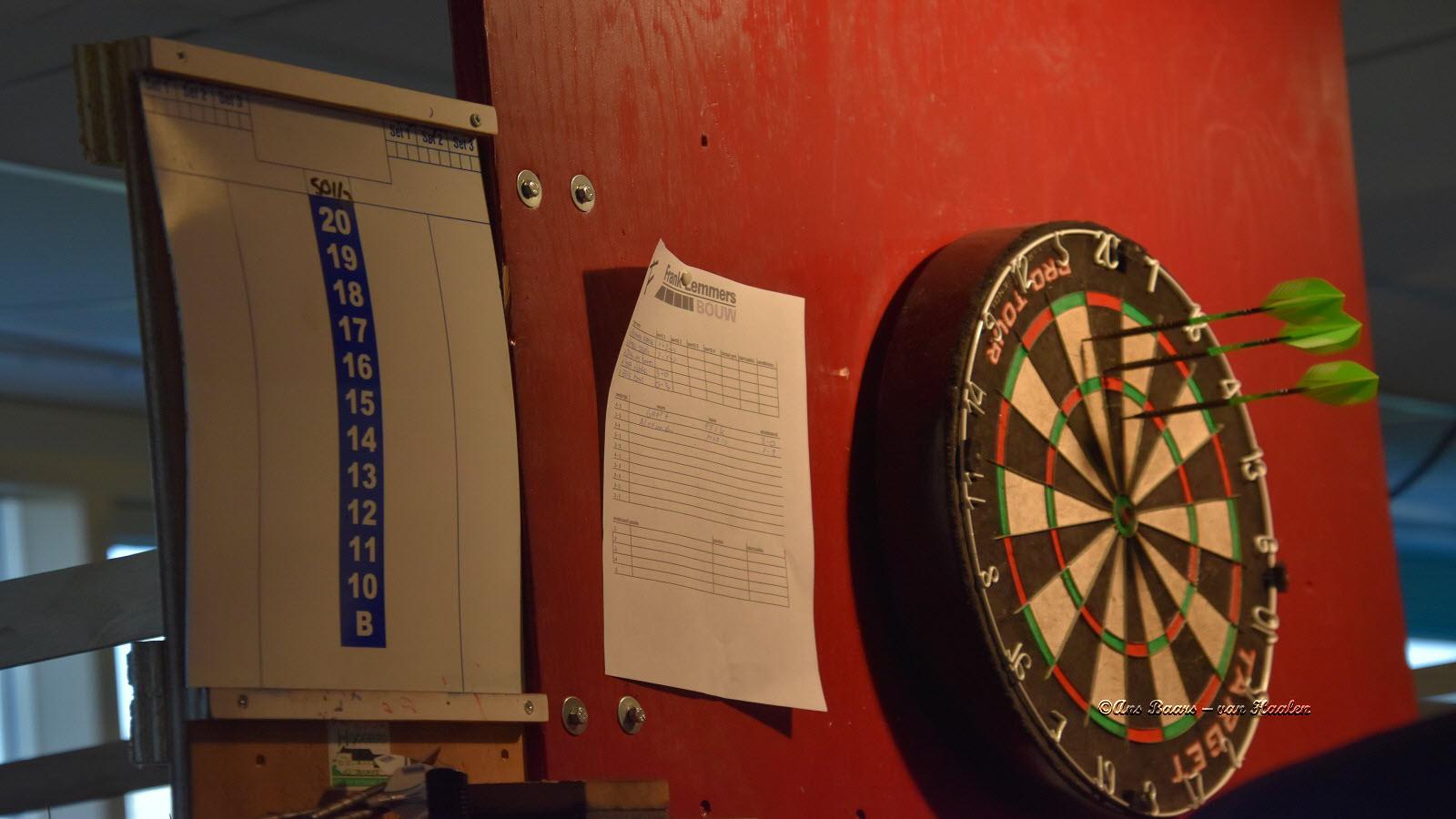 Open darttoernooi Niftrik