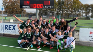 Hockeydames MHC Wijchen