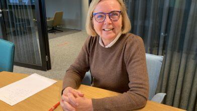 Burgemeester Marijke van Beek