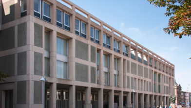 De rechtbank in Arnhem