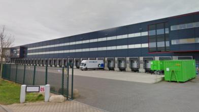 Het distributiecentrum van Centralpoint op Bijsterhuizen