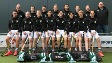 Het eerste mannenhockeyteam van MHC Wijchen