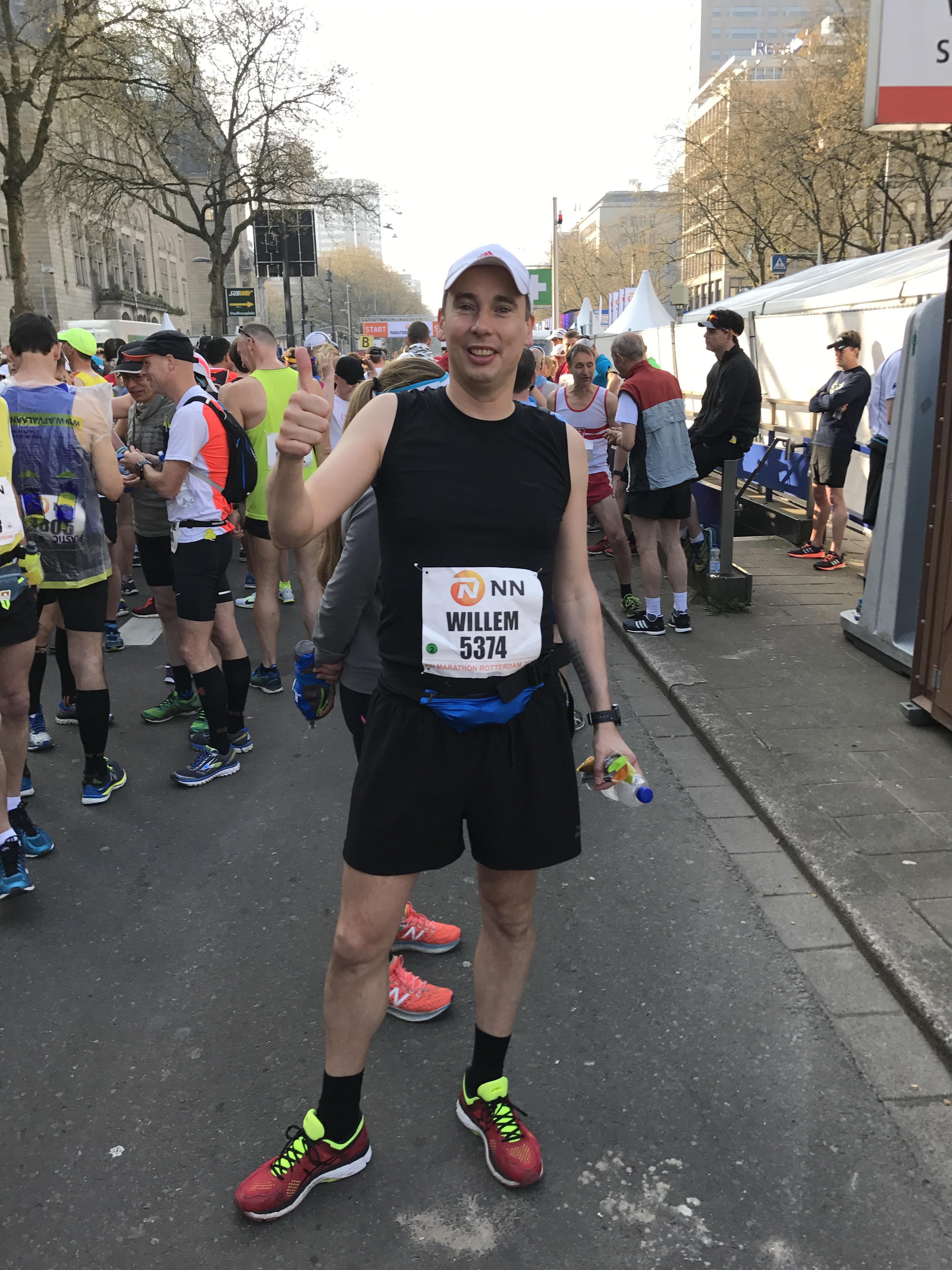 rotterdam marathon 2017