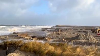 Hollumer duinen, Ameland