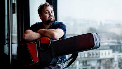 singer-songwriter Tim Knol