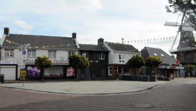 Dorpsplein Winsum