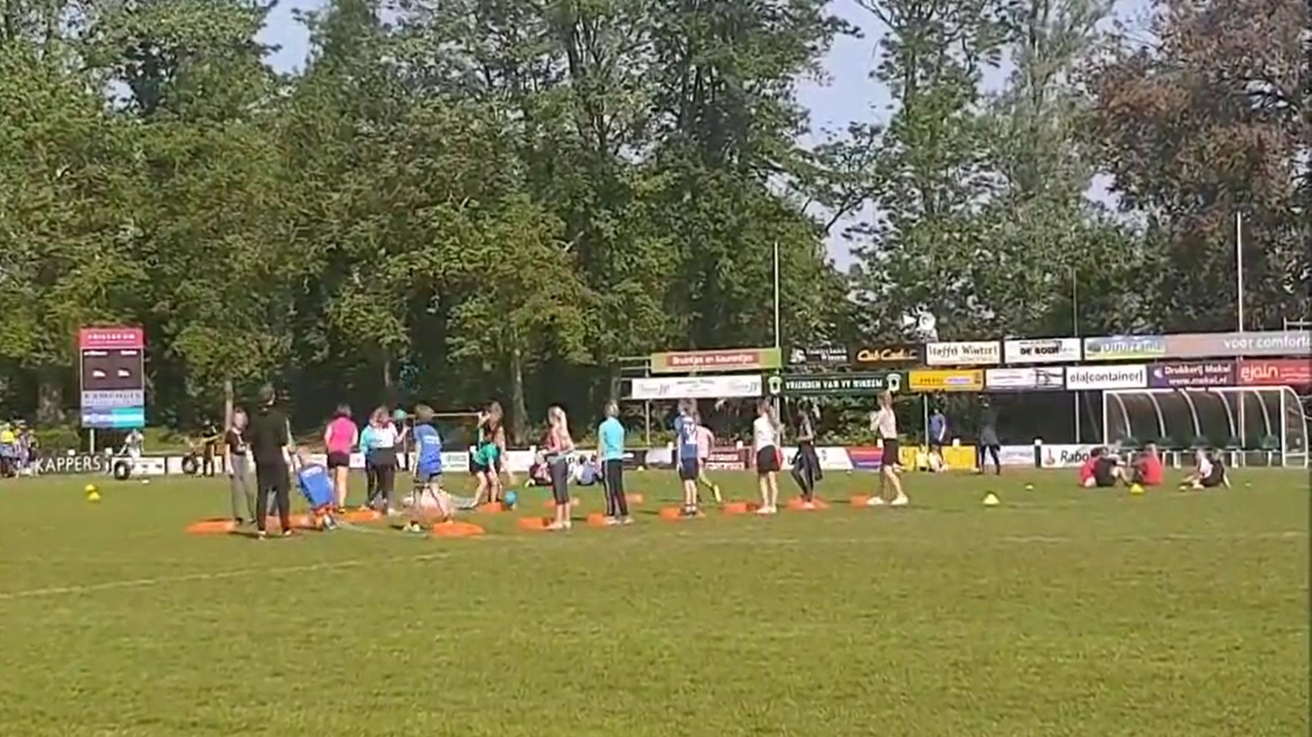 Winsum mag voorrondes NK stoepranden organiseren