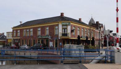 Vertrek- en eindpunt Hotel-Café-Restaurant 't Gemeentehuis